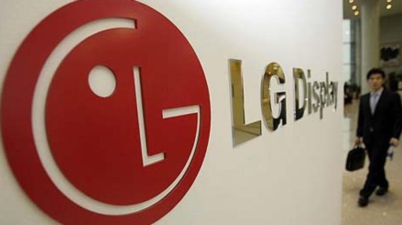 LG fabbrica oled