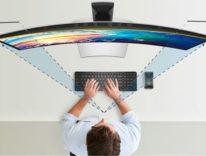 Dell U3818DW, il nuovo monitor curvo da 38″
