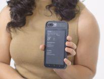 Due schermi meglio di uno? Su Kickstarter la cover InkCase i7 per iPhone 7 Plus