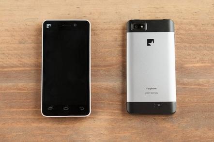smartphone etico FairPhone 1