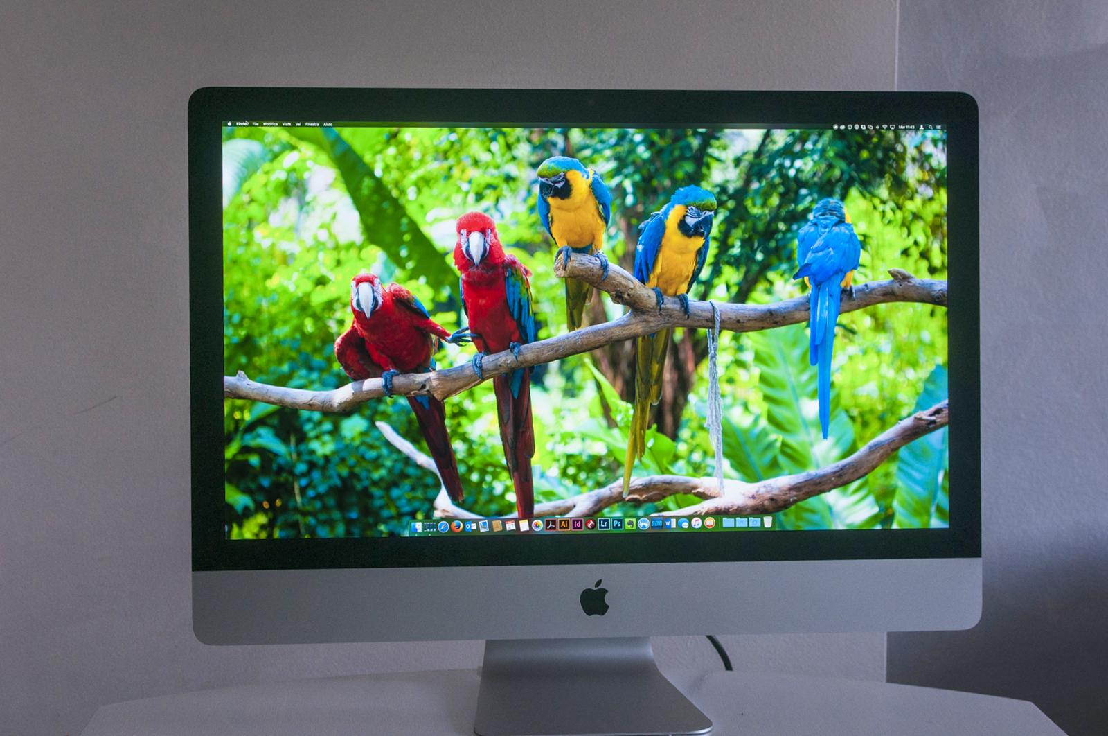 Come scegliere un Mac il display di iMac 27