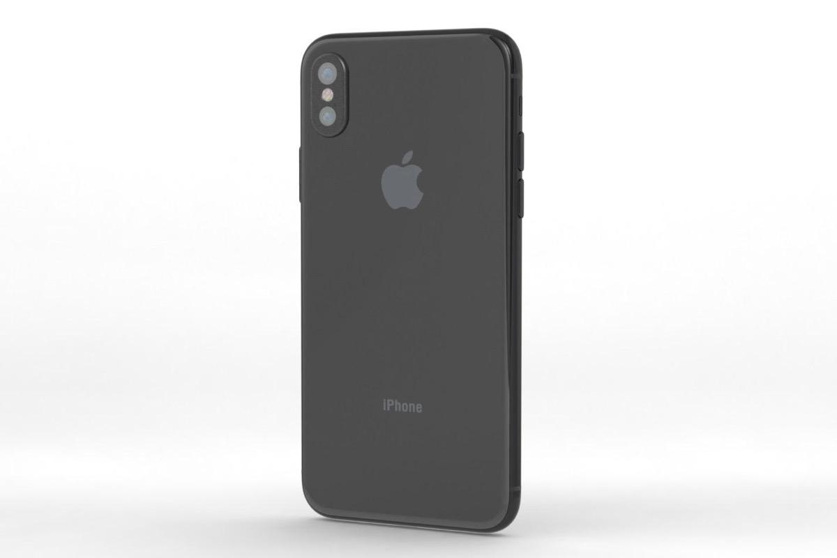 iPhone 8 smartcam CAD
