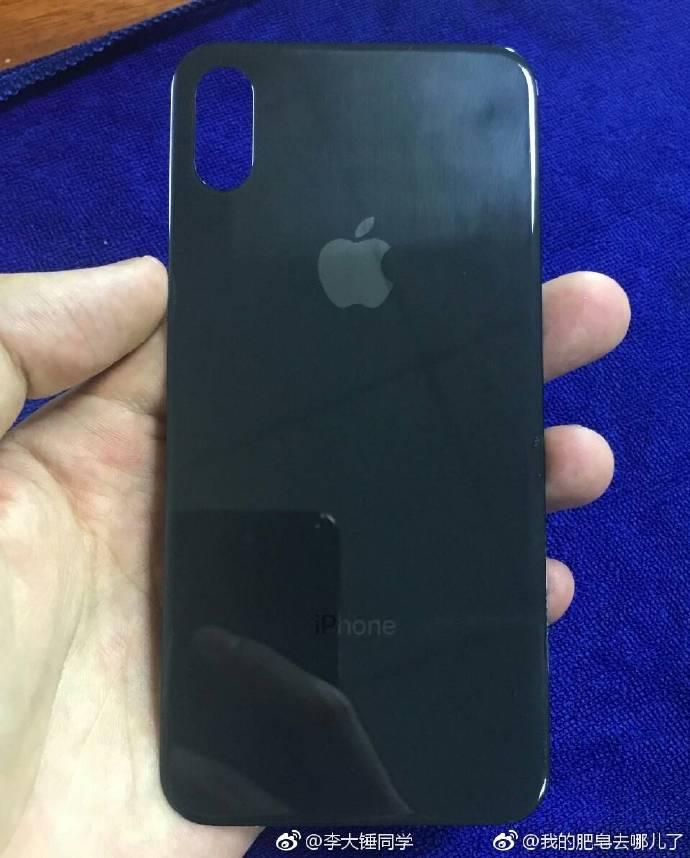 iphone 8 pannello posteriore 11 luglio