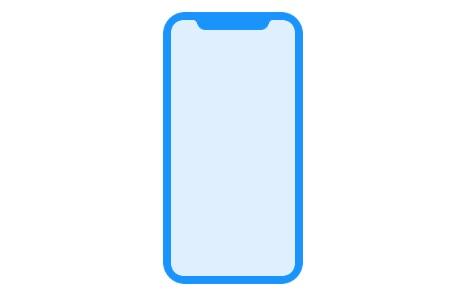 L'icona che sembra fare riferimento all'iPhone 8 individuata nel firmware dell'HomePod