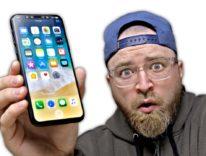 iPhone 8: il mockup del prototipo nel video di Unbox Therapy