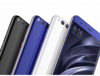 Xiaomi Mi6, versione internazionale in offerta lampo su GearBest a soli 382 euro