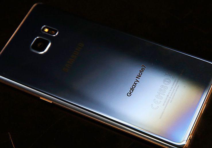 Galaxy Note 7s
