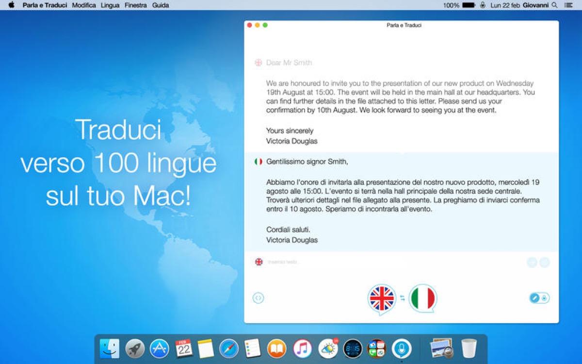 Parla e Traduci