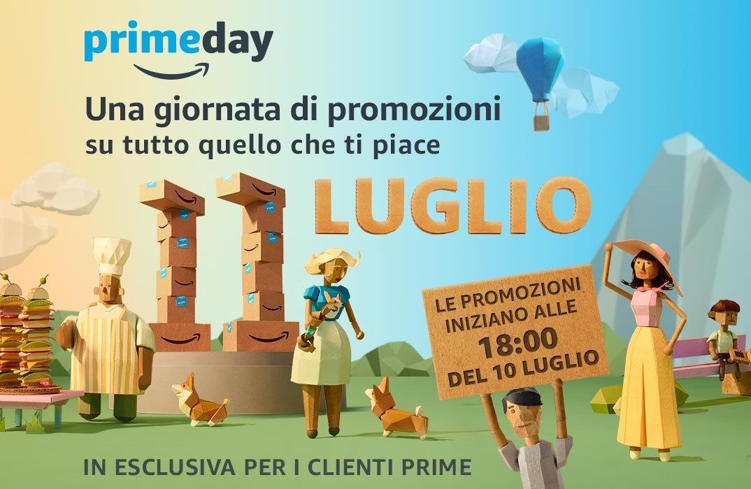 9535ed9239 Il Prime Day che si avvia verso la conclusione, offre anche occasioni di  risparmio su moda e abbigliamento sportivo.