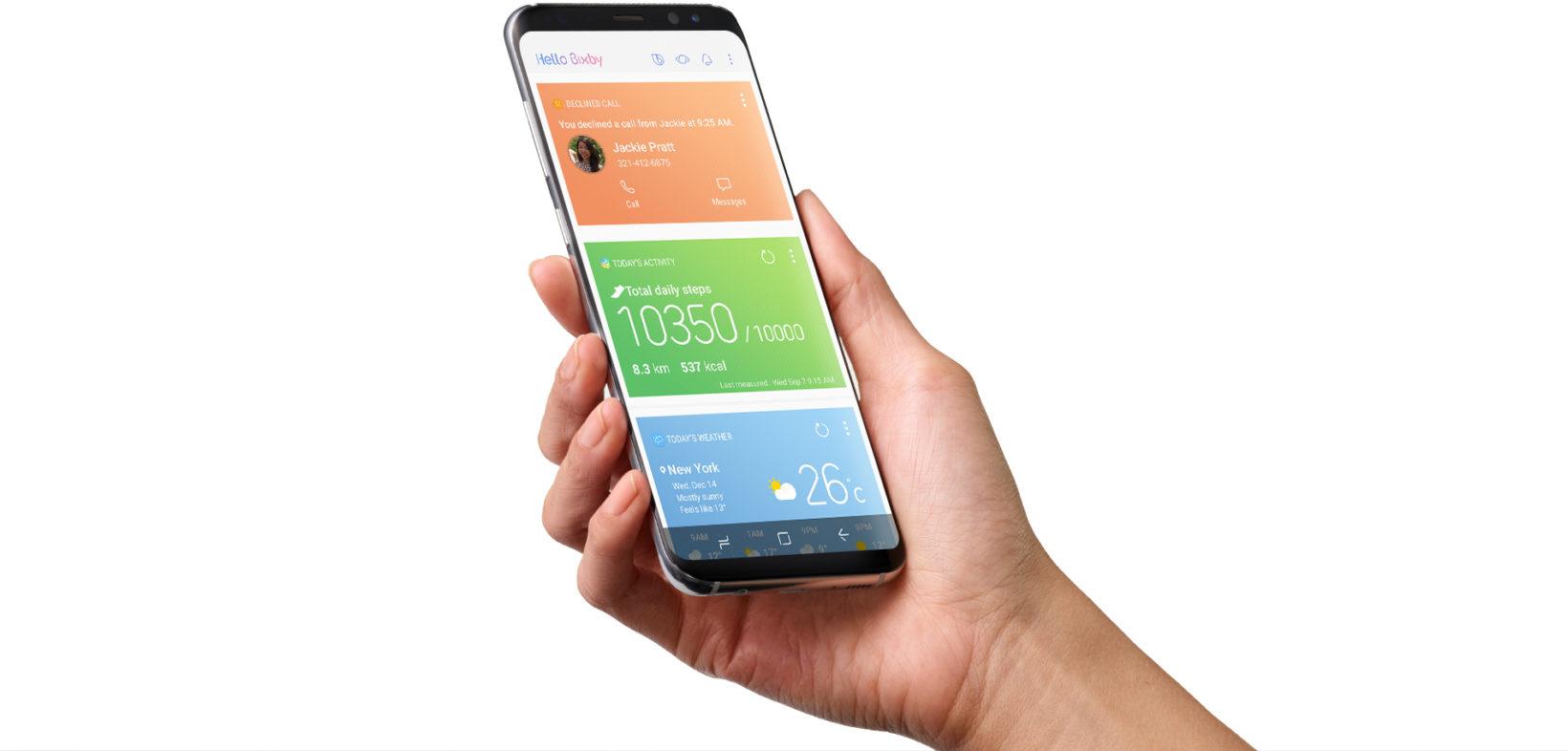 Bixby sarà disponibile in tutto il mondo