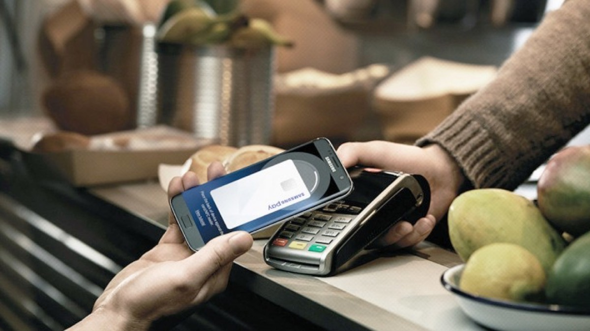 paypal samsung pay