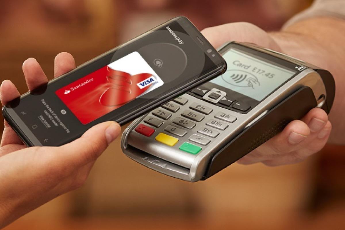 paypal samsung pay