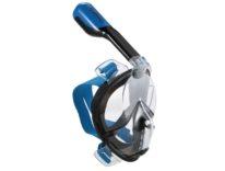 Maschera da snorkeling panoramica con boccaglio in offerta a 22 euro