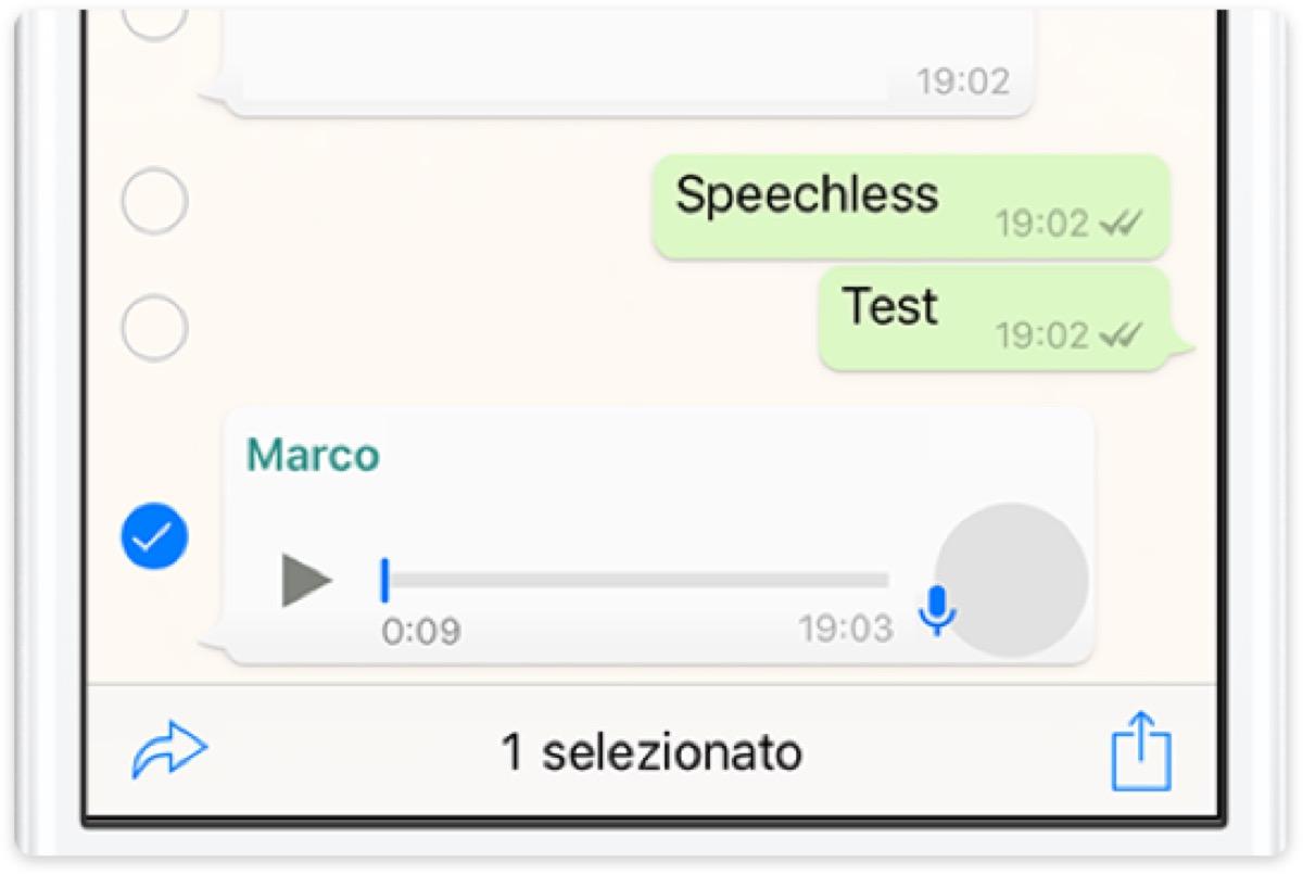 speechless converte in testo i messaggi vocali