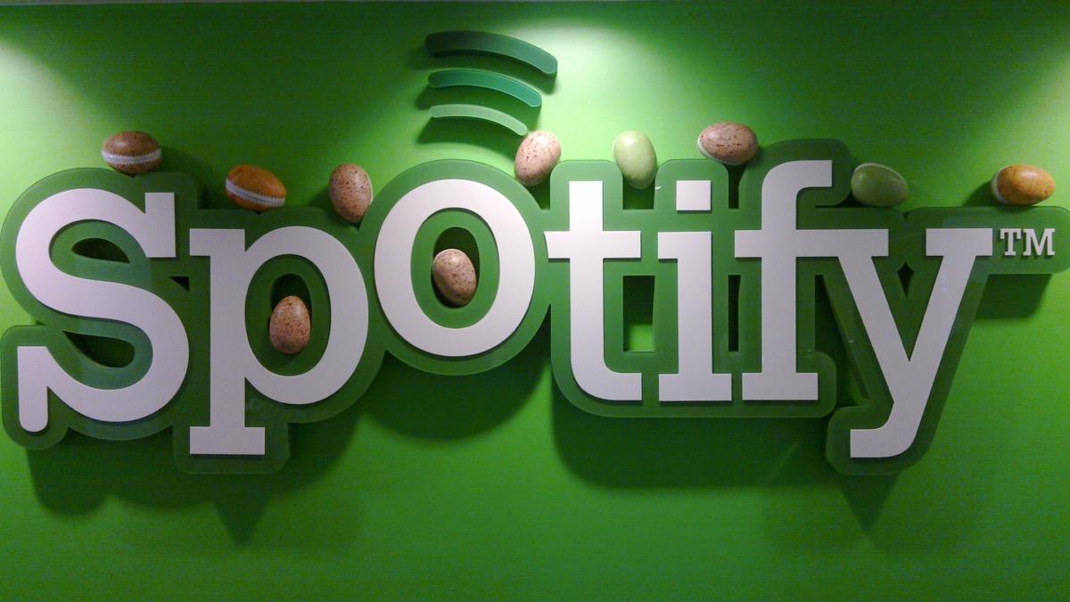 Spotify Warner Music