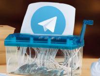 Telegram, più privacy: ora filmati e foto si autodistruggono