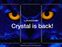 UMIDIGI Crystal, ecco lo smartphone senza cornici che costa solo 99 dollari