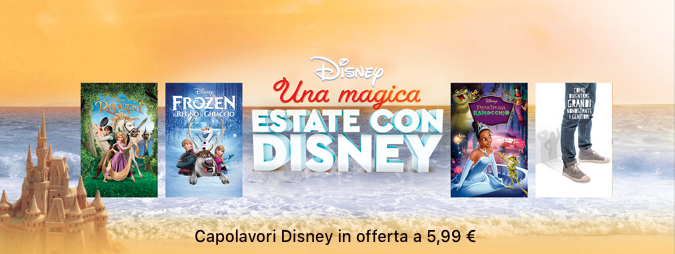 una magica estate con disney