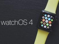 Terza beta di watchOS 4 agli sviluppatori