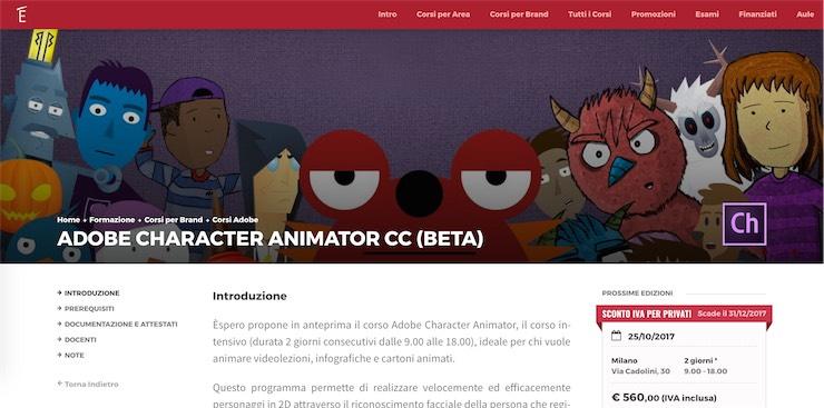 Adobe Character Animator espero 1