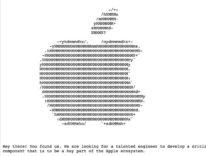 Diventare ingegnere Apple con una caccia al tesoro