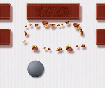 Breakout in uno spot Kit Kat 1