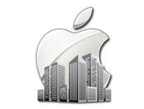 L'Astronave non basta, Apple affitta e compra uffici vicino ad Apple Park