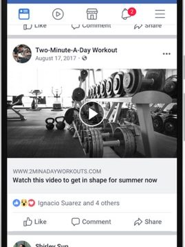 Video clickbait