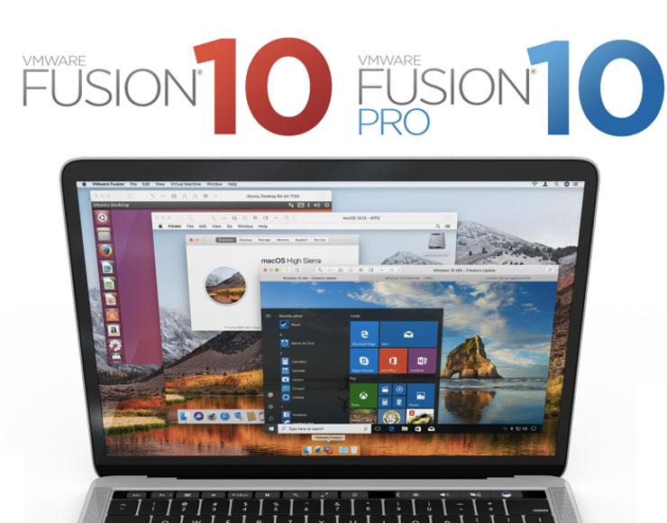 Mware Fusion 10