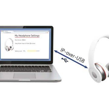 IP-over-USB
