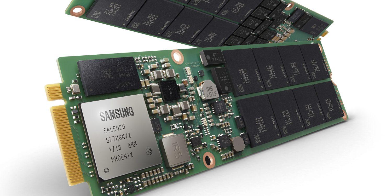 V-NAND Nuove unità SSD Samsung