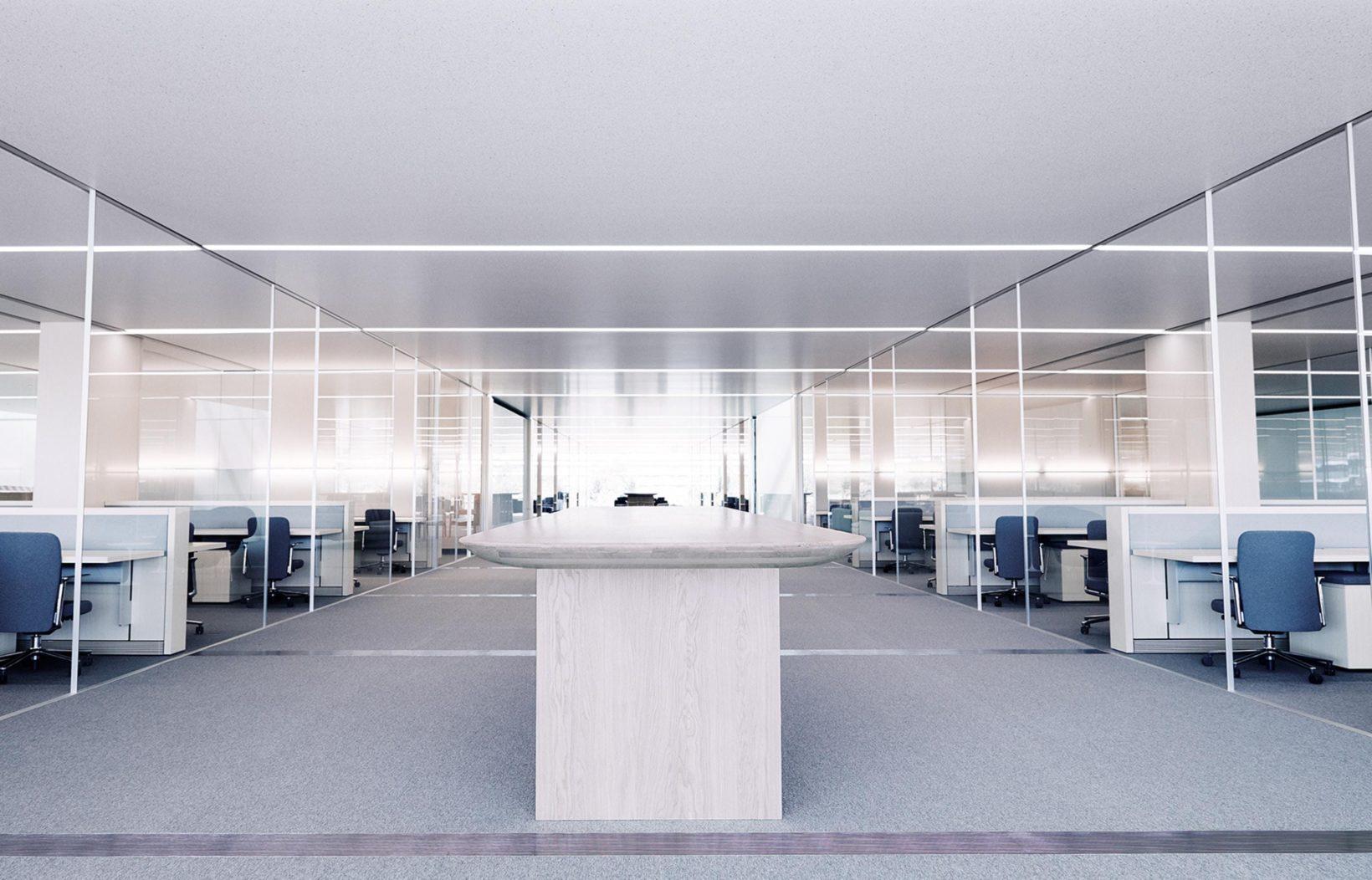 Ufficio Open Space Pro E Contro : Mai dentro apple park un dirigente furioso per gli uffici open
