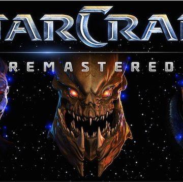StarCraft Remastered logo 2