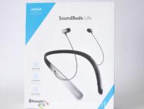 Anker Soundbuds Life, gli auricolari in-ear calamitati con girocollo