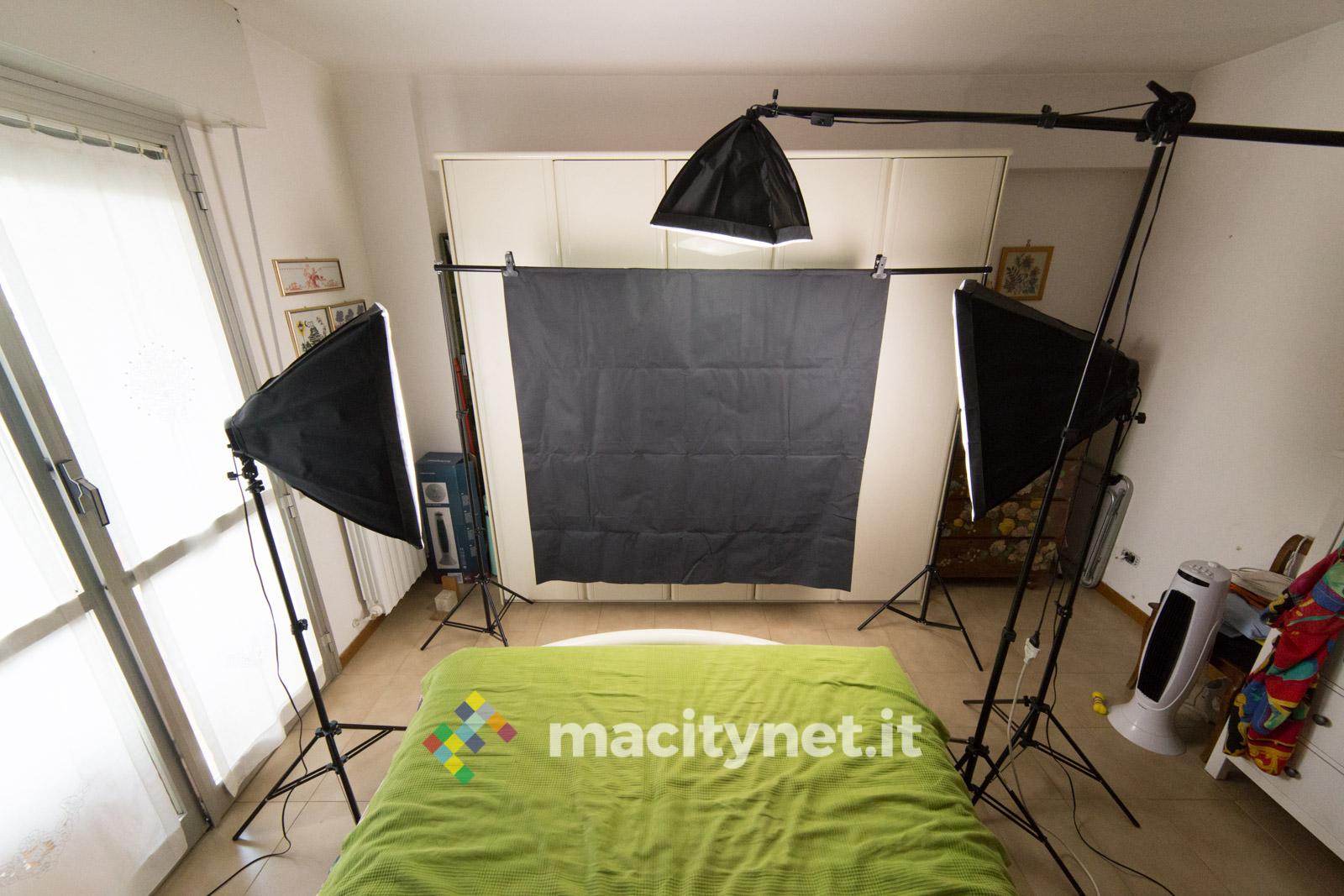 studio fotografico andoer