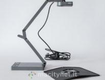 Recensione Ziggi HD Plus, la telecamera per documenti per docenti e conferenzieri