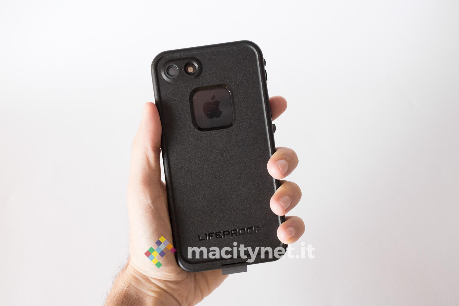 custodia iphone 7 recensione