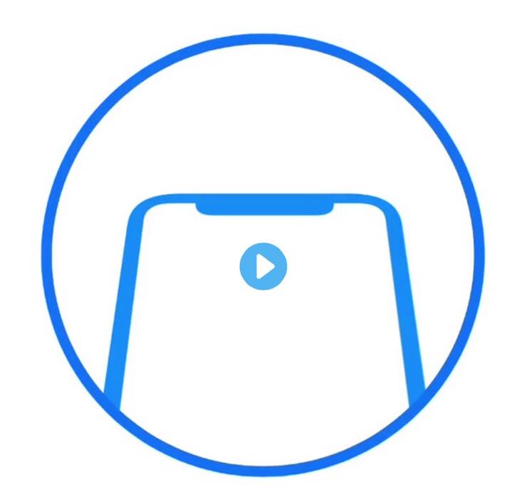 animazione iPhone 8