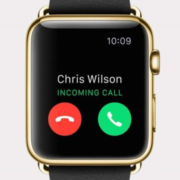 apple watch telefona