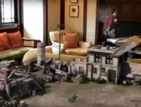 La demo ARKit di Peter Jackson sconvolge il salotto di casa, il video