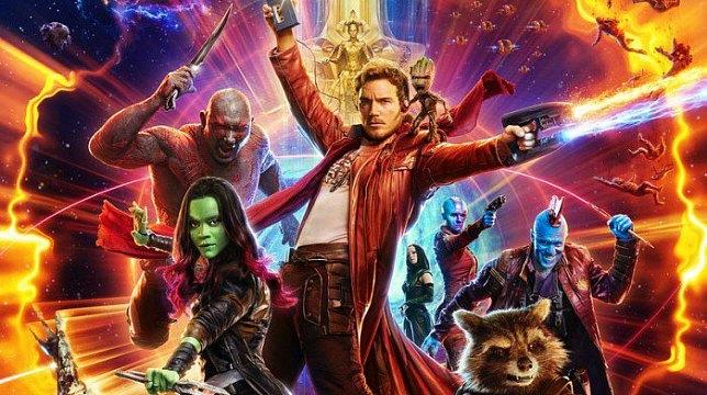 Marvel in sconto guardiani della galassia vol. 2