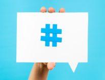 I primi dieci anni dell'hashtag
