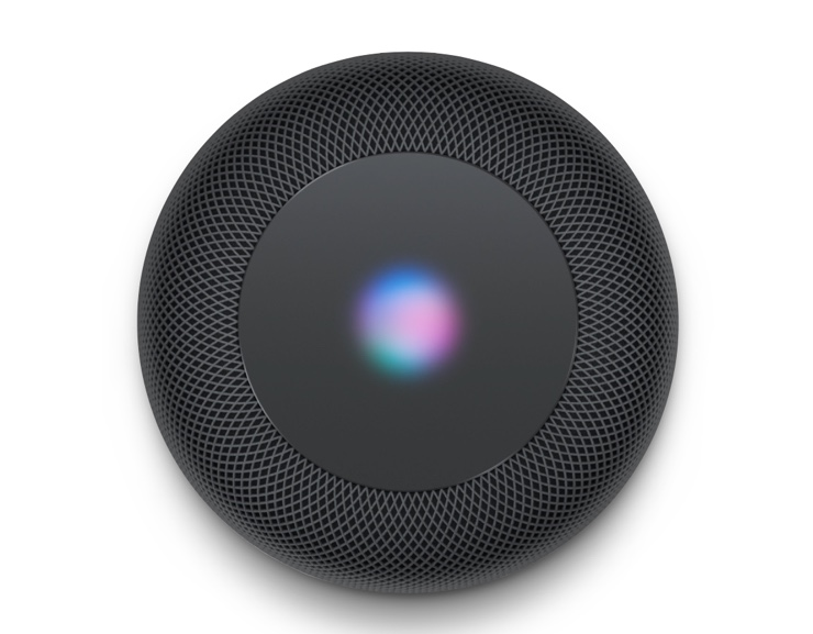 homepod nero on 1