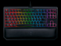 Razer annuncia BlackWidow Tournament Edition V2 tastiera da gamer pro anche per Mac