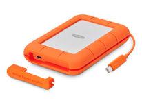 Recensione LaCie Rugged Thunderbolt con USB-C, il disco a prova di tutto