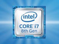 Presentati i processori Intel Core di ottava generazione oltre il 40% più veloci