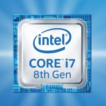 intel core 8a generazione icon 740