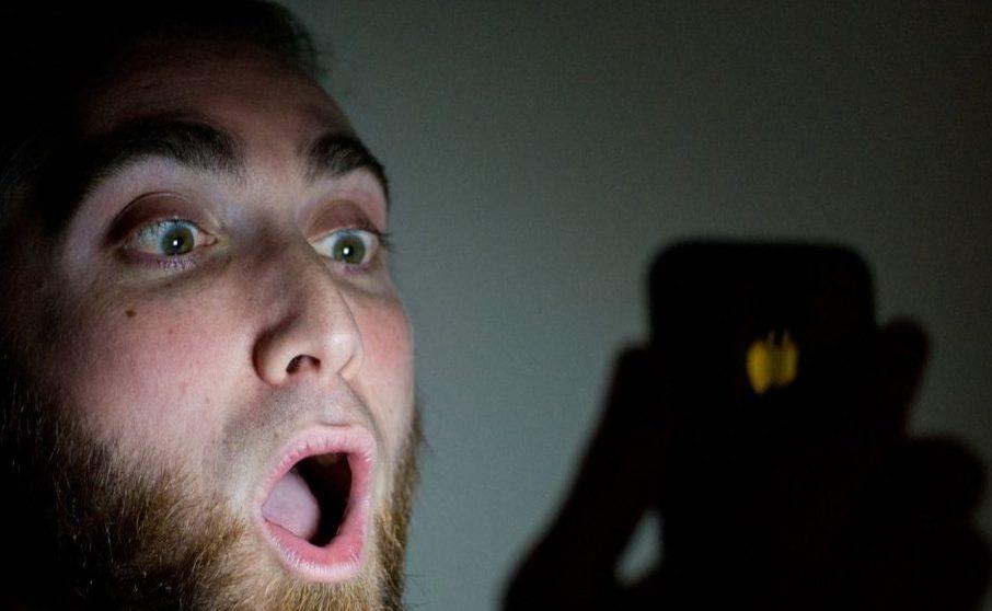 riconoscimento facciale iPhone 8