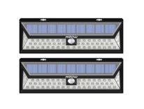 Lampade LED per esterni, kit da due in sconto a 46,39 euro
