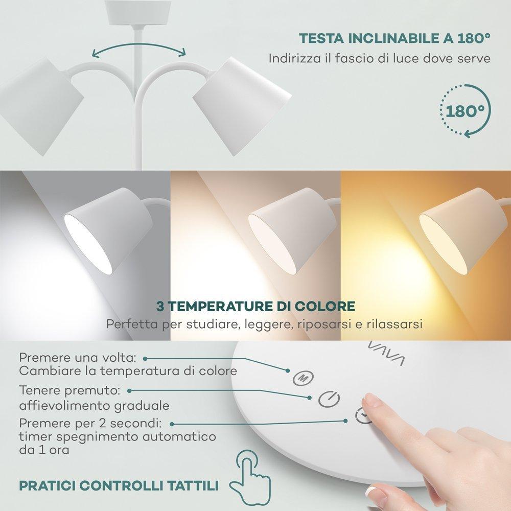 Lampada Vava Touch